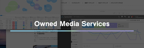Owned Media Services