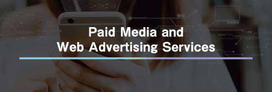 Paid Media and Web Advertising Services